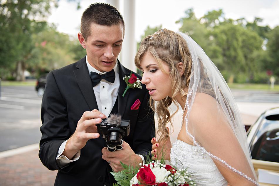 wedding day gopro