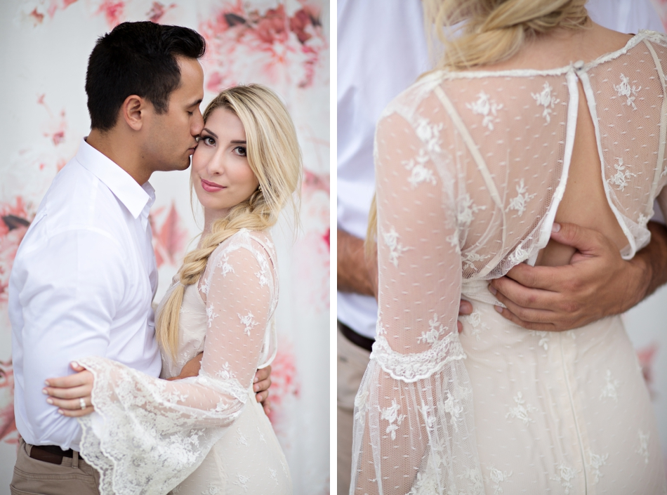 chantel lauren wedding gown