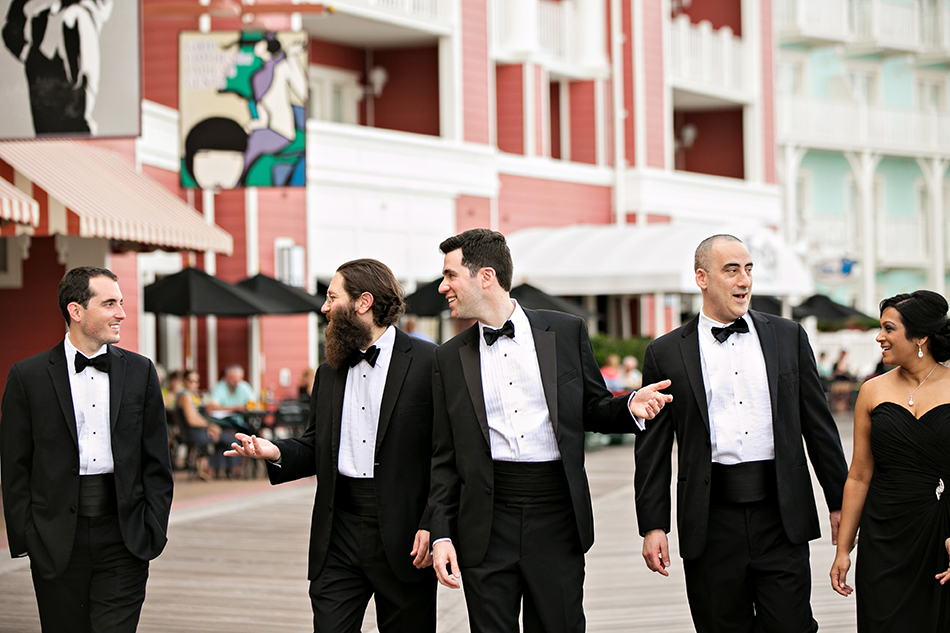 Boardwalk Resort wedding