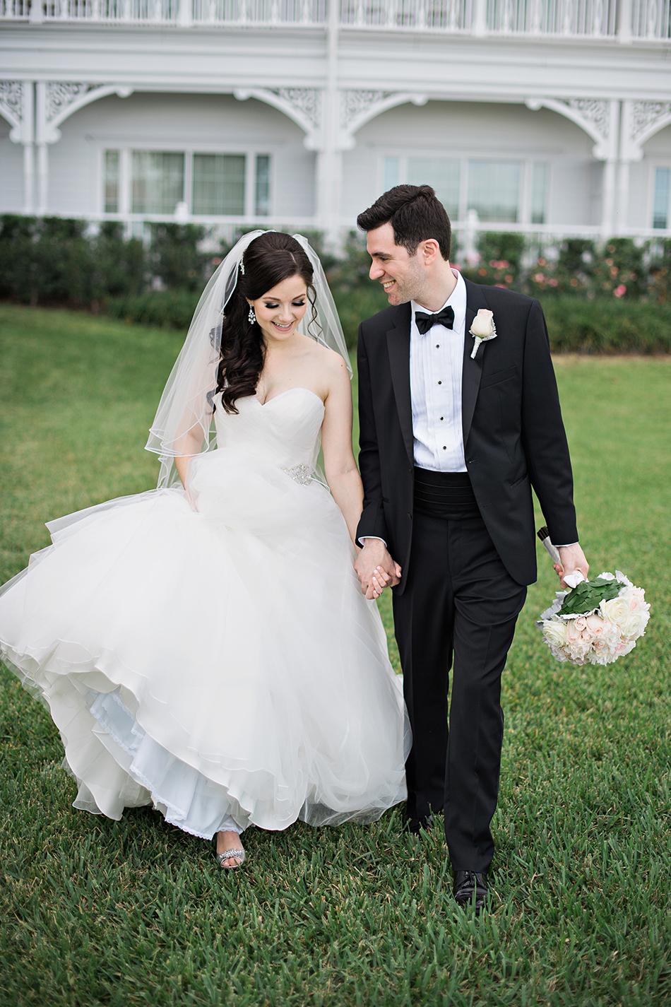 Grand Floridian wedding