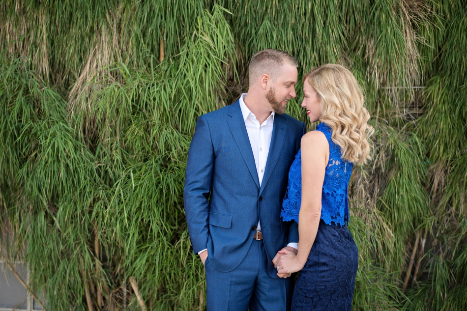 holiday couple portrait session in orlando