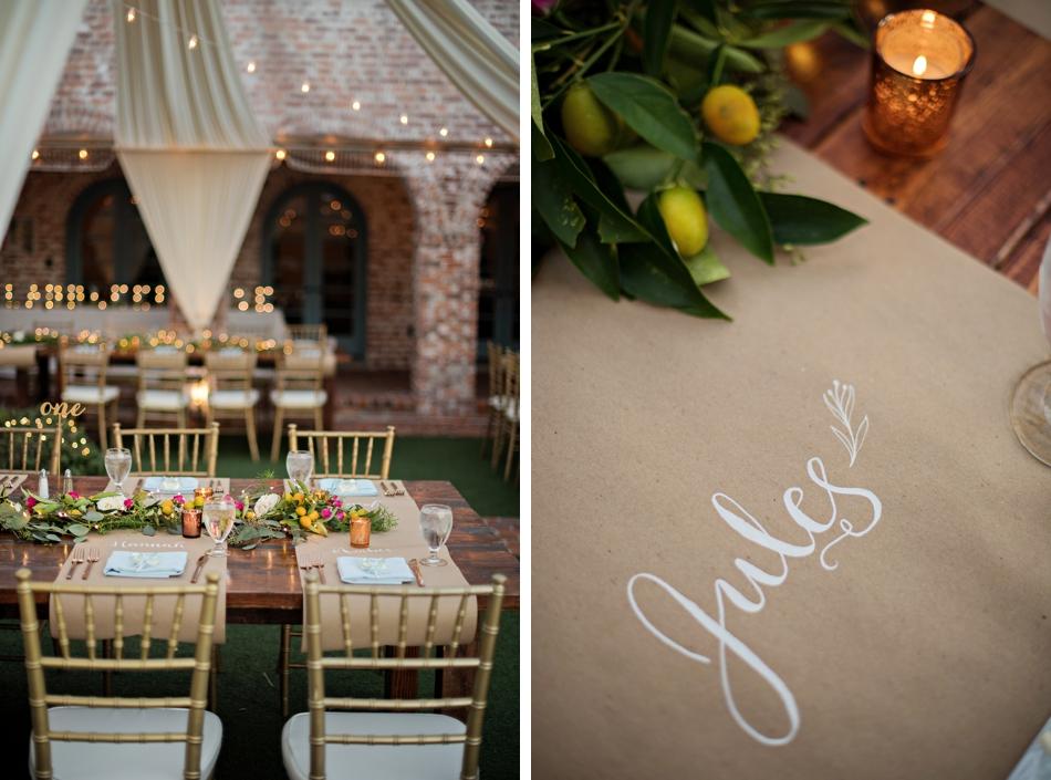 beautiful reception ideas