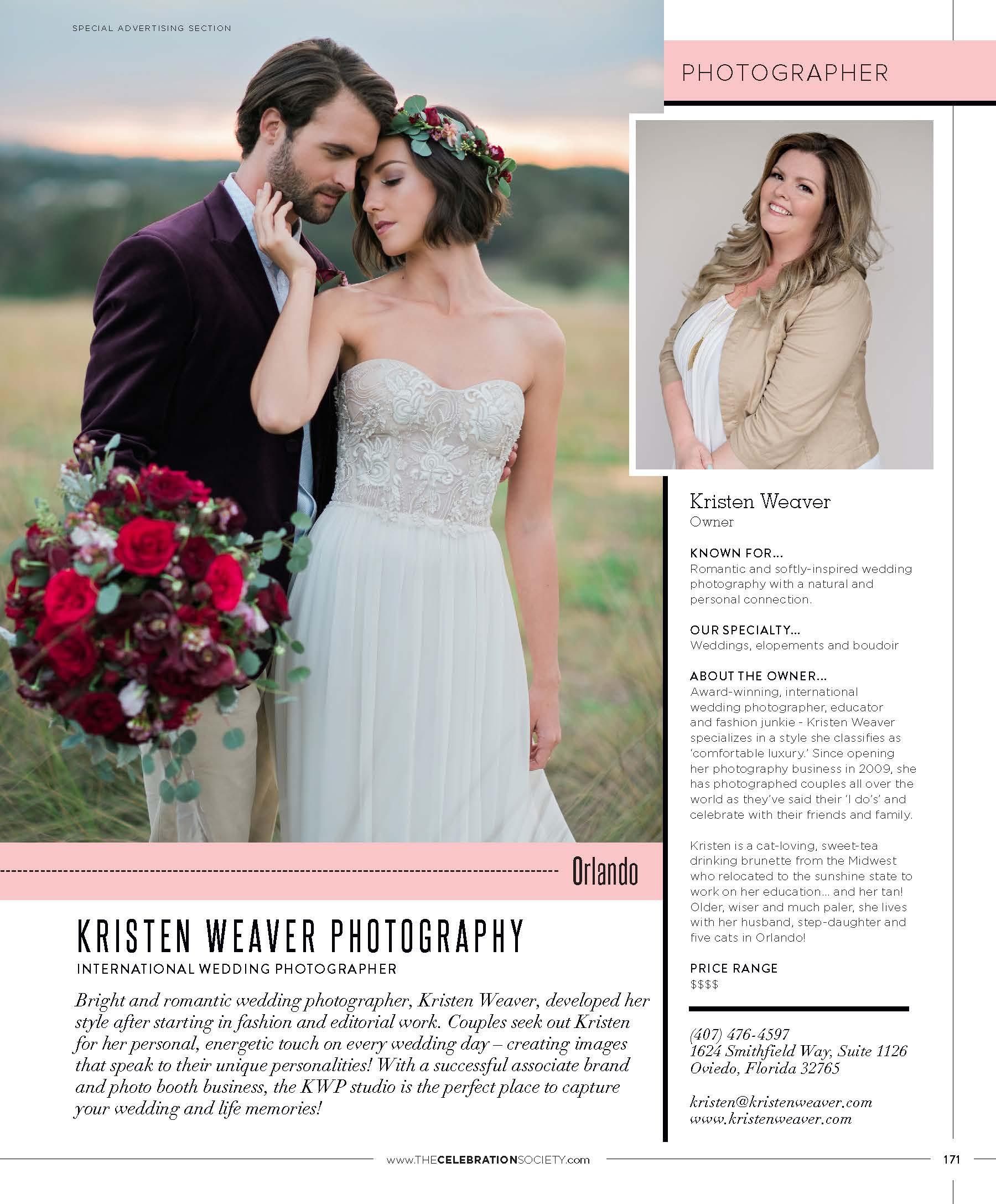 kristen weaver bridal fashion editorial