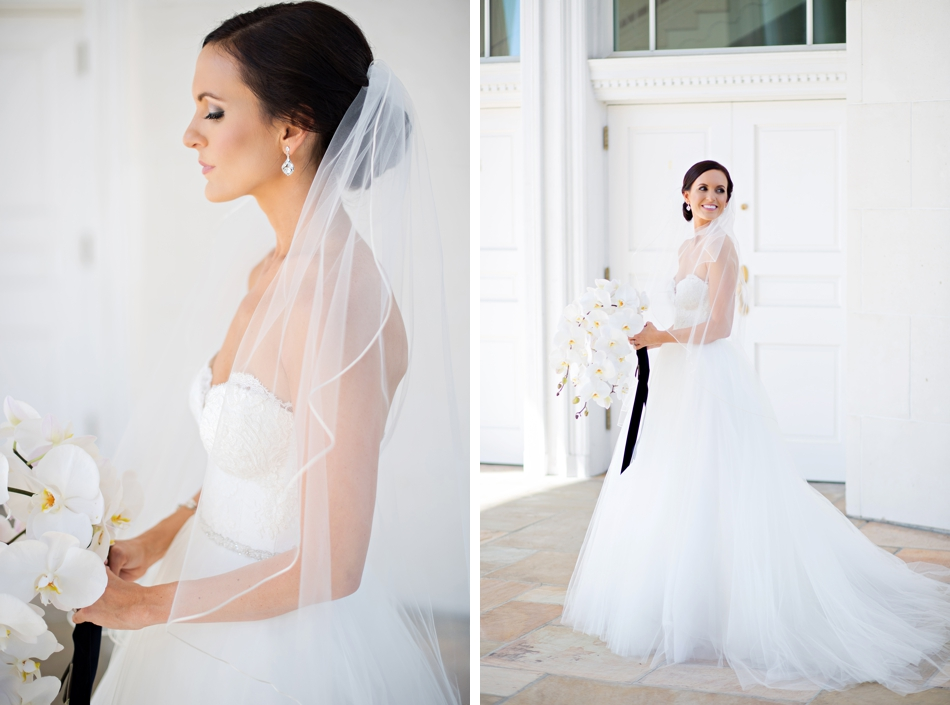 bridal day style