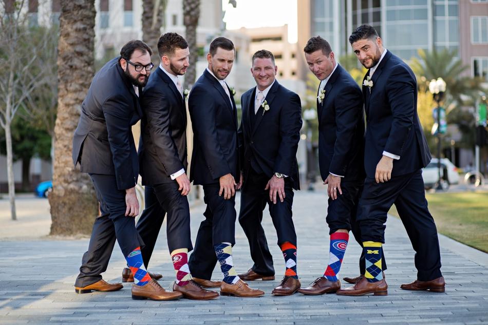 fun groomsmen socks