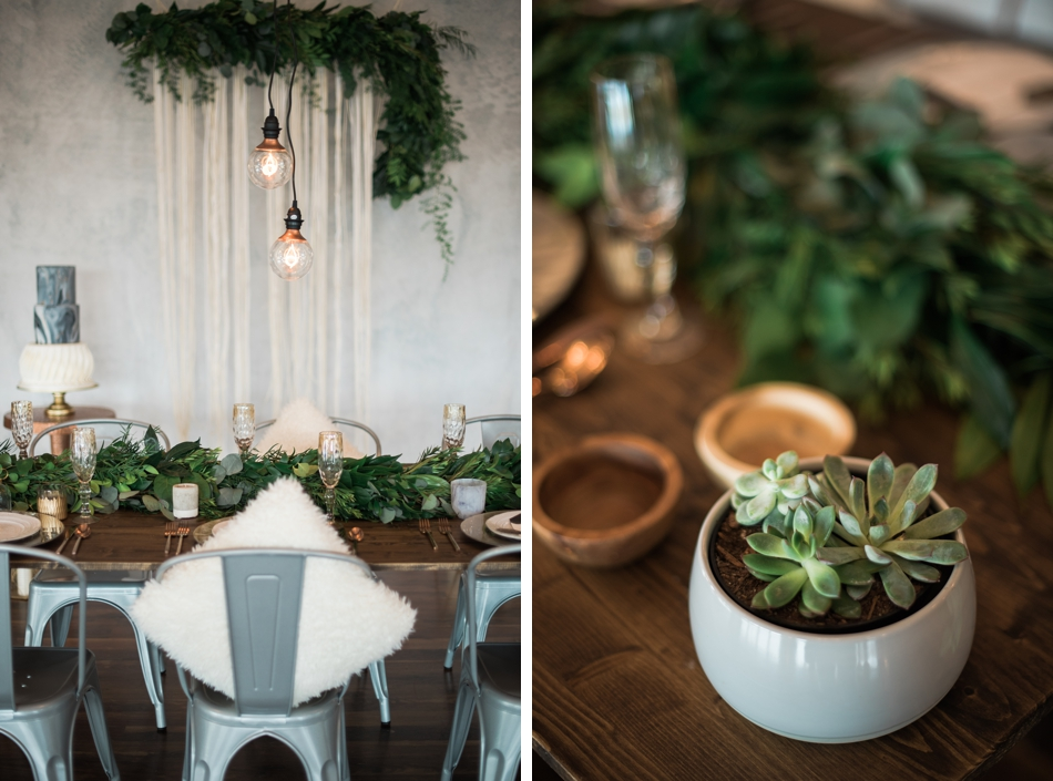 Industrial Loft Wedding