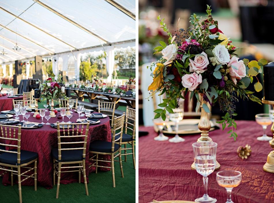 pine creek sporting club wedding