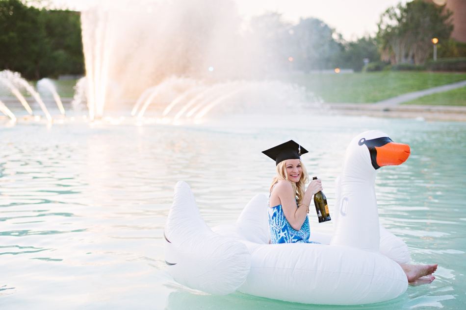 UCF graduation photography