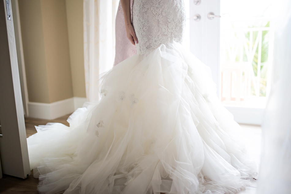 Eve of Milady wedding gown
