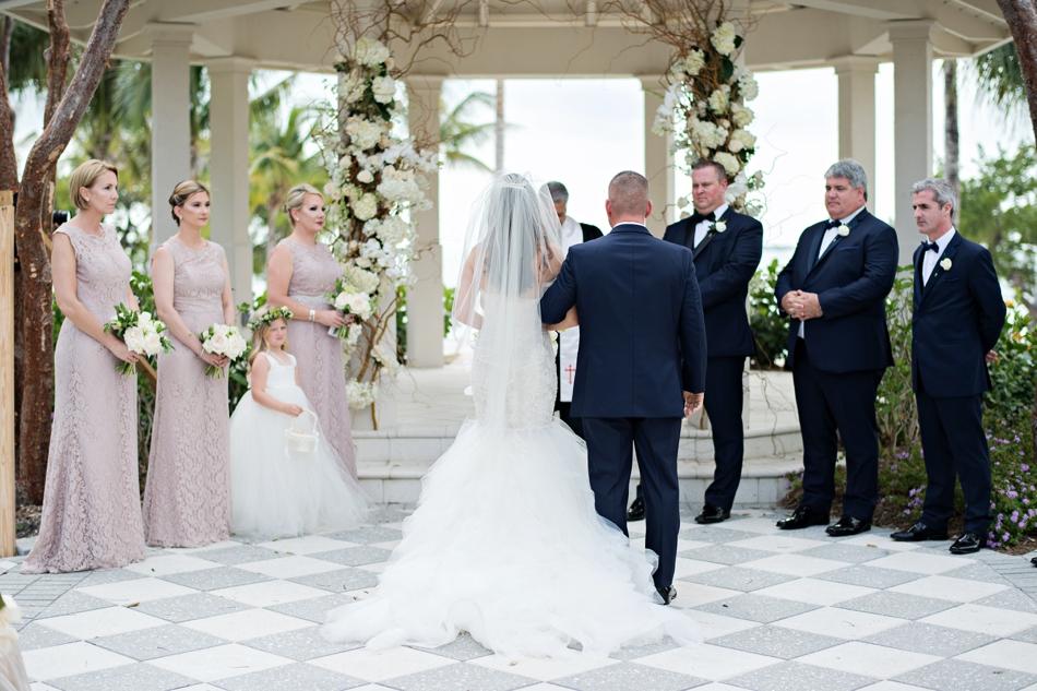 destination wedding in playa largo