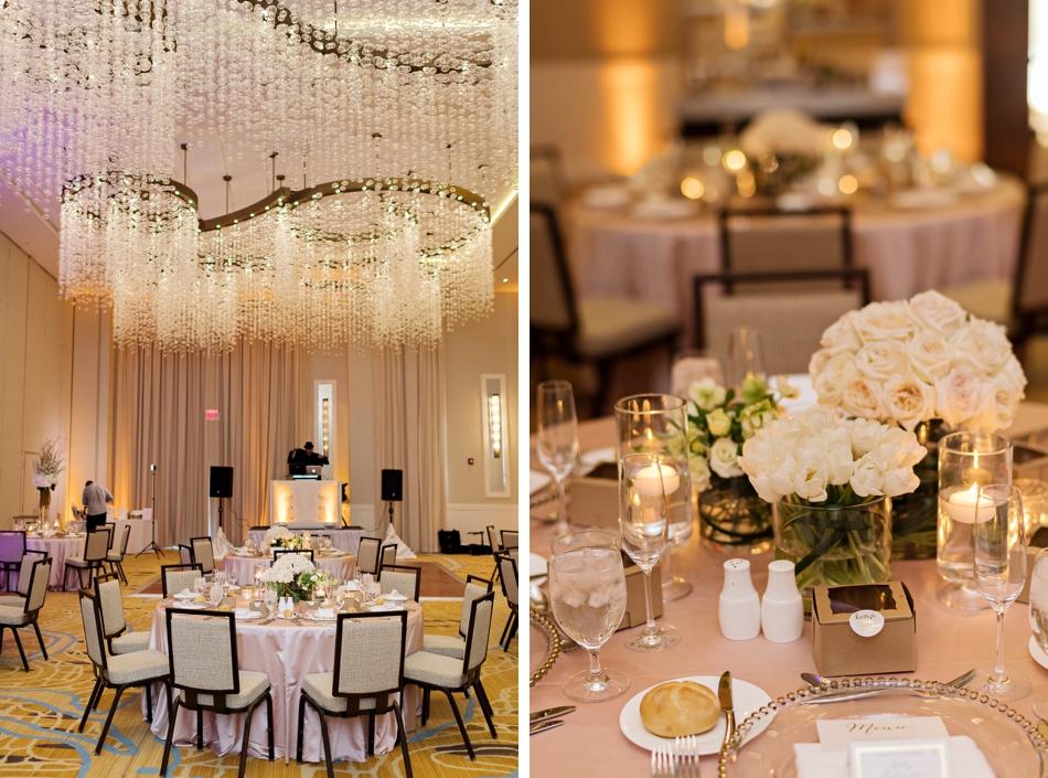 unique wedding chandelier