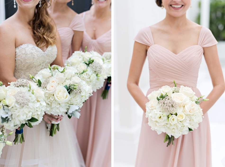 Maid of honor flowers