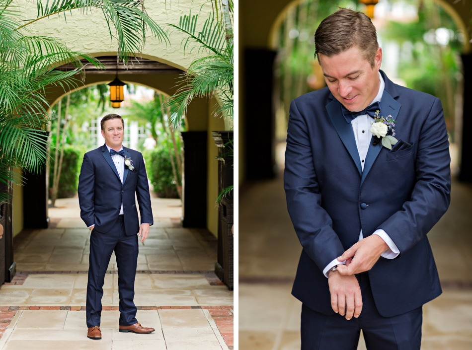 navy wedding tux