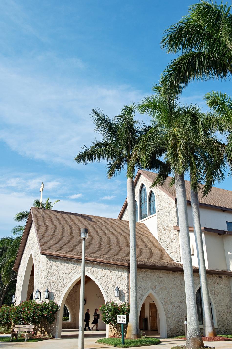 st. patrick's church palm beach