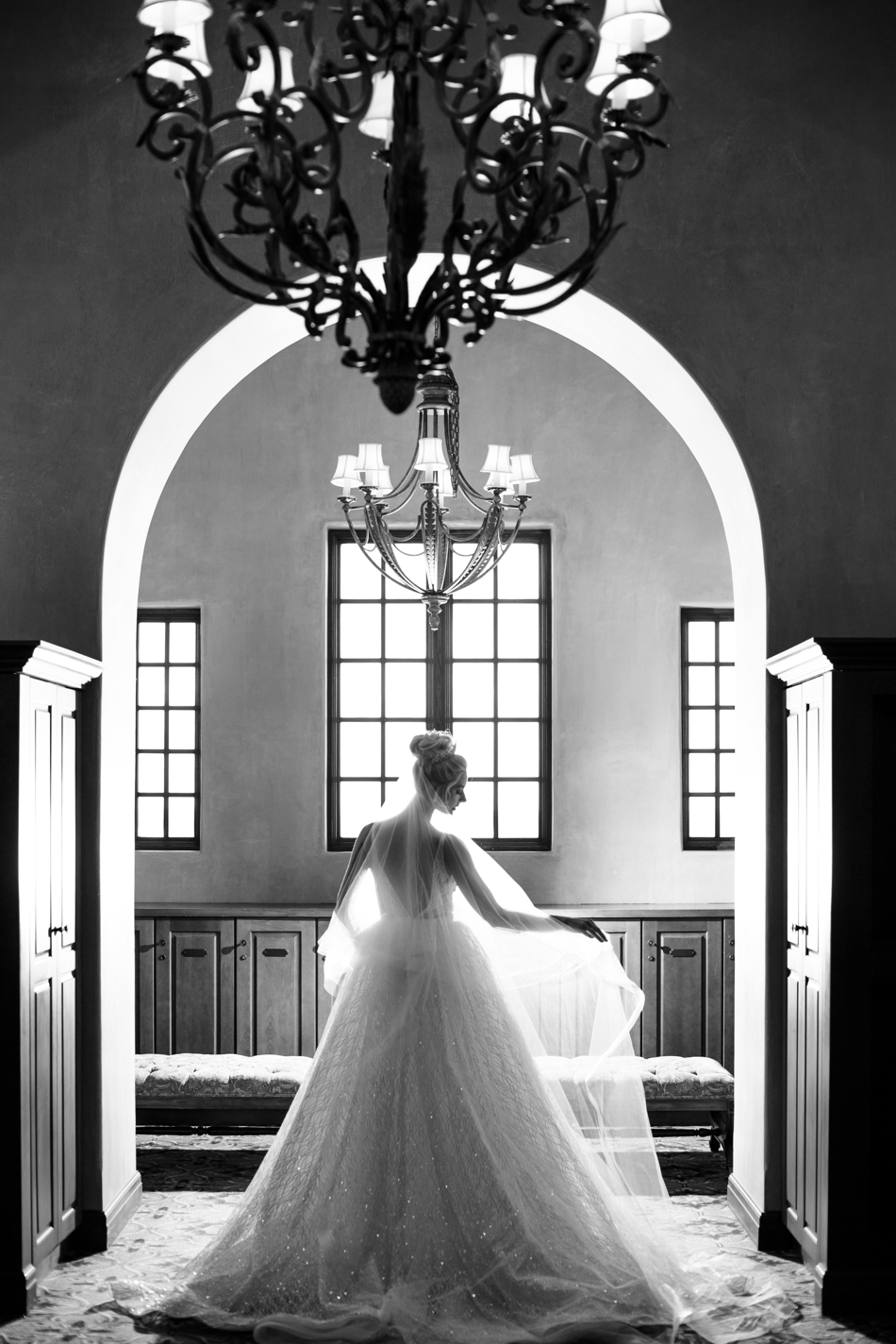 bridal session at bella collina