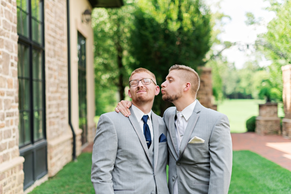 funny grooms photo