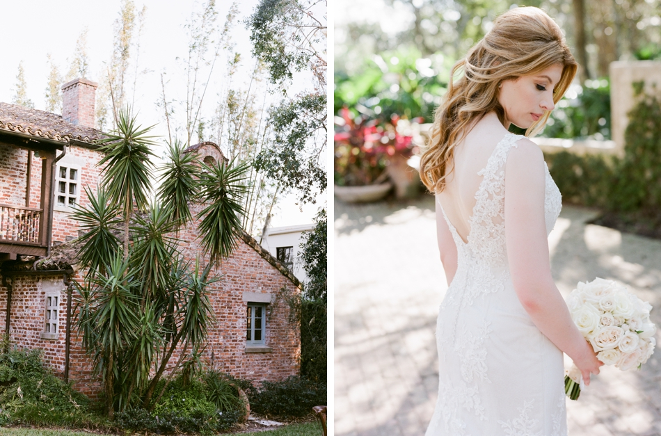 outdoor wedding venue in florida