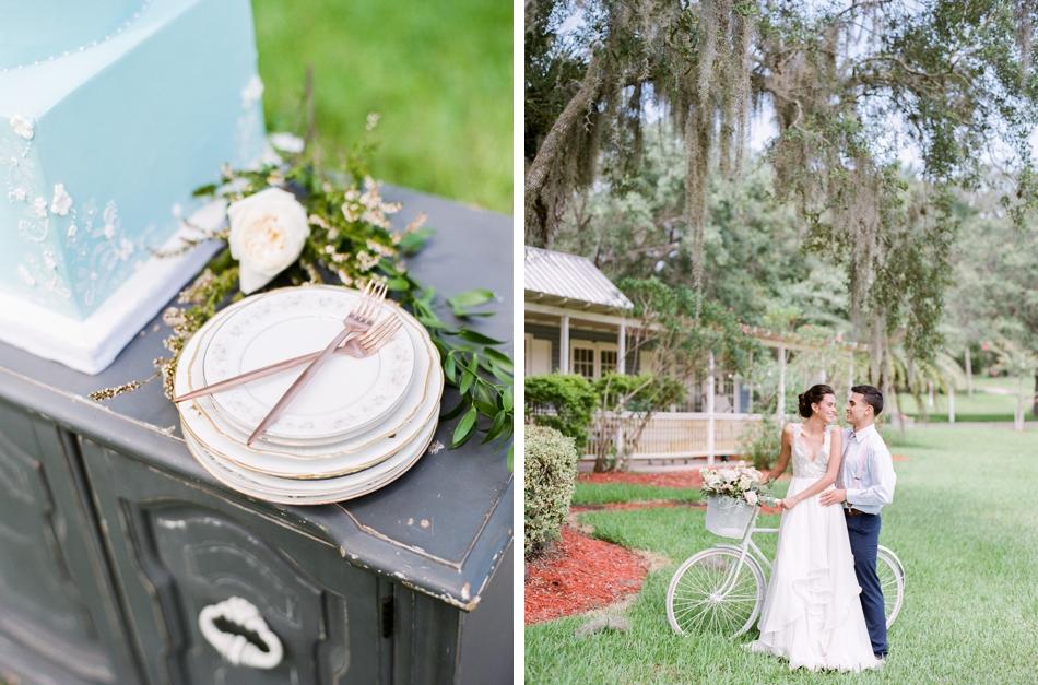 chambray wedding inspiration