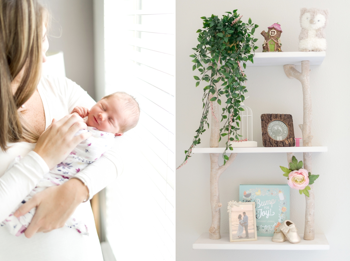 home newborn photography