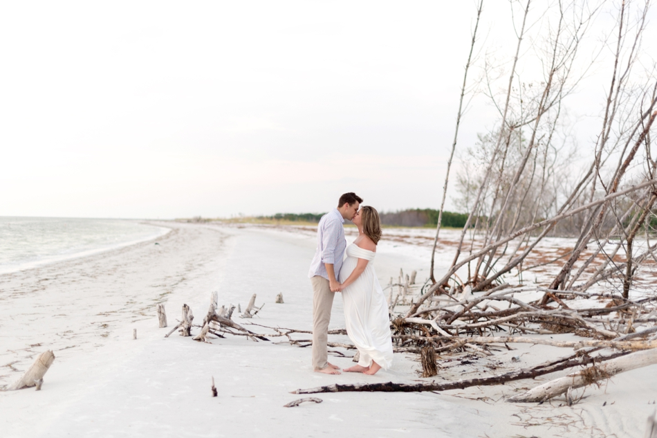 fort desoto beach photography