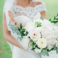 Bride-with-Peony-Bouquet