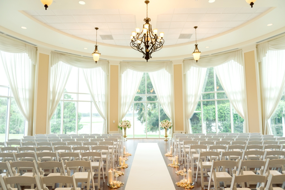 lake mary events center wedding ceremony