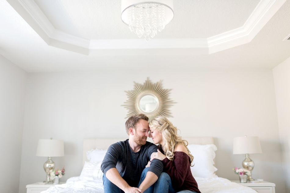 in home engagement session ideas
