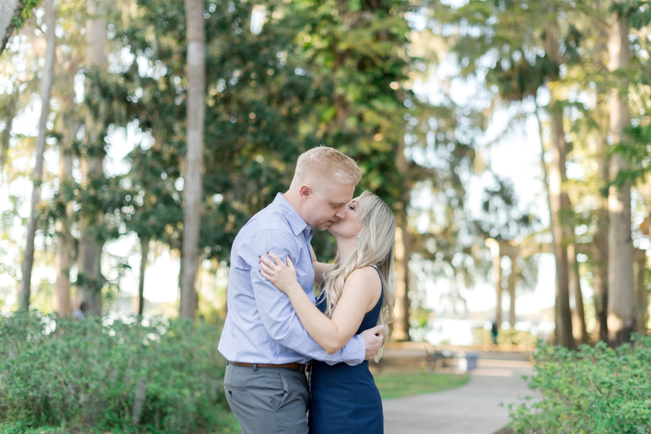 places in orlando to take engagement pictures