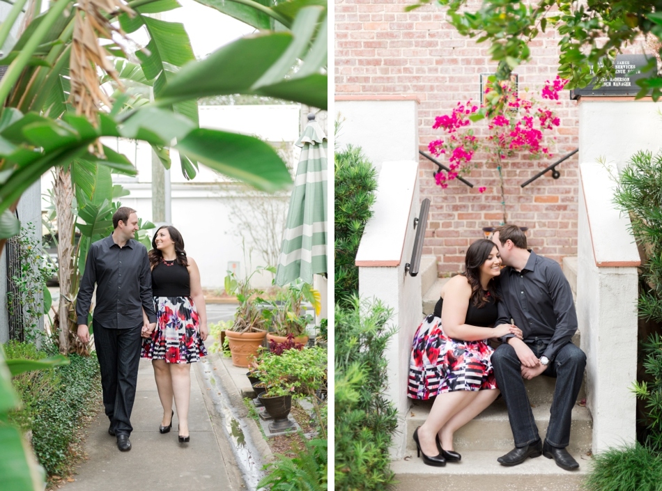 park avenue engagement session