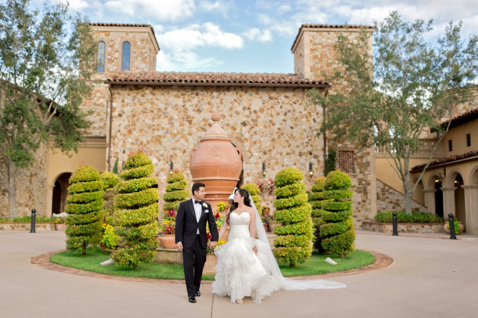bella collina wedding photos