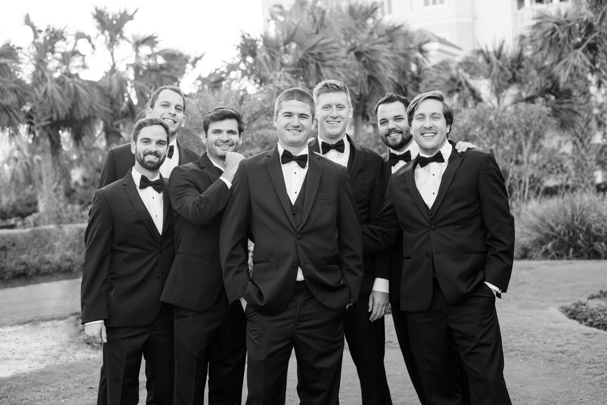 classic groom's tuxedos