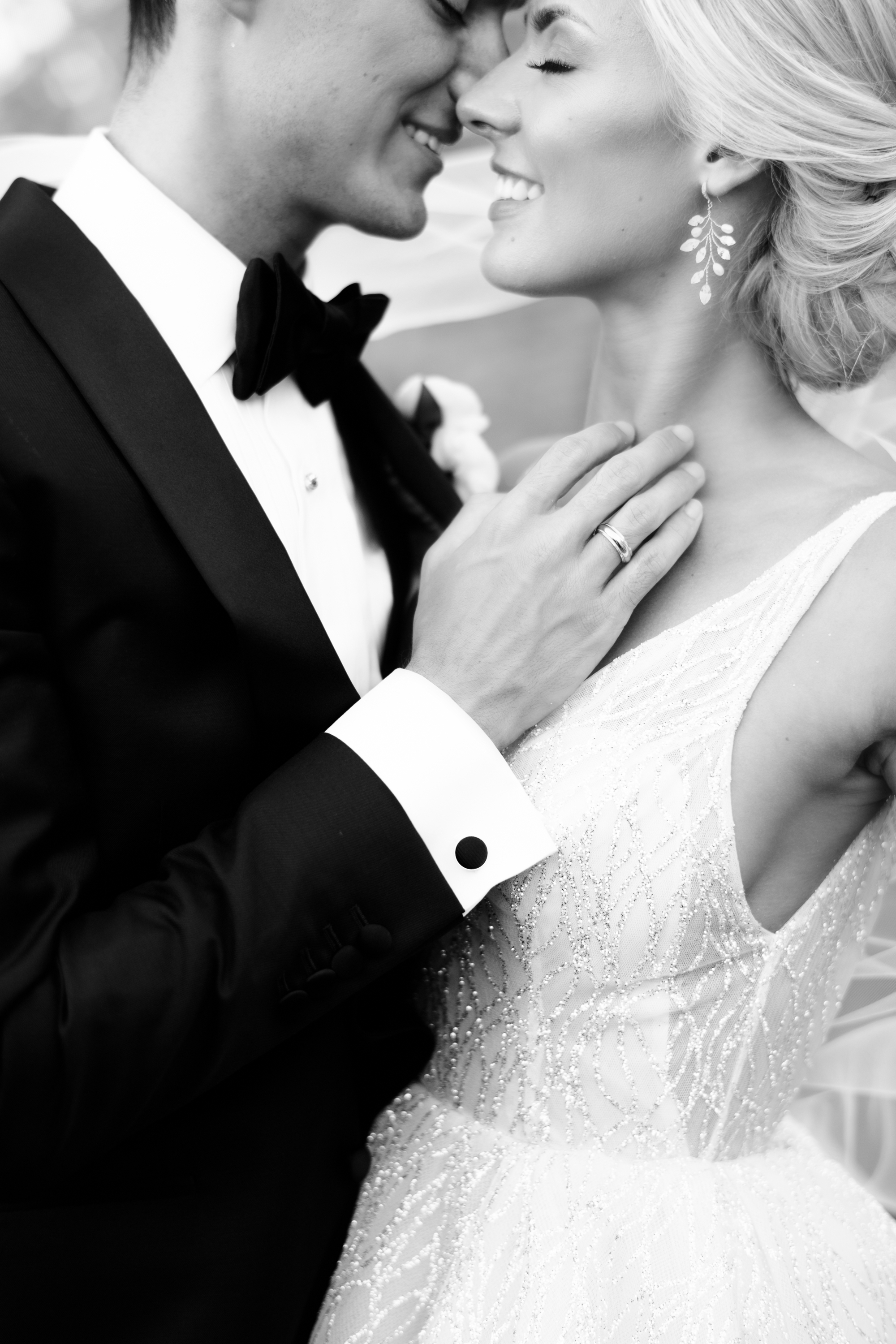 amazing black and white wedding photography