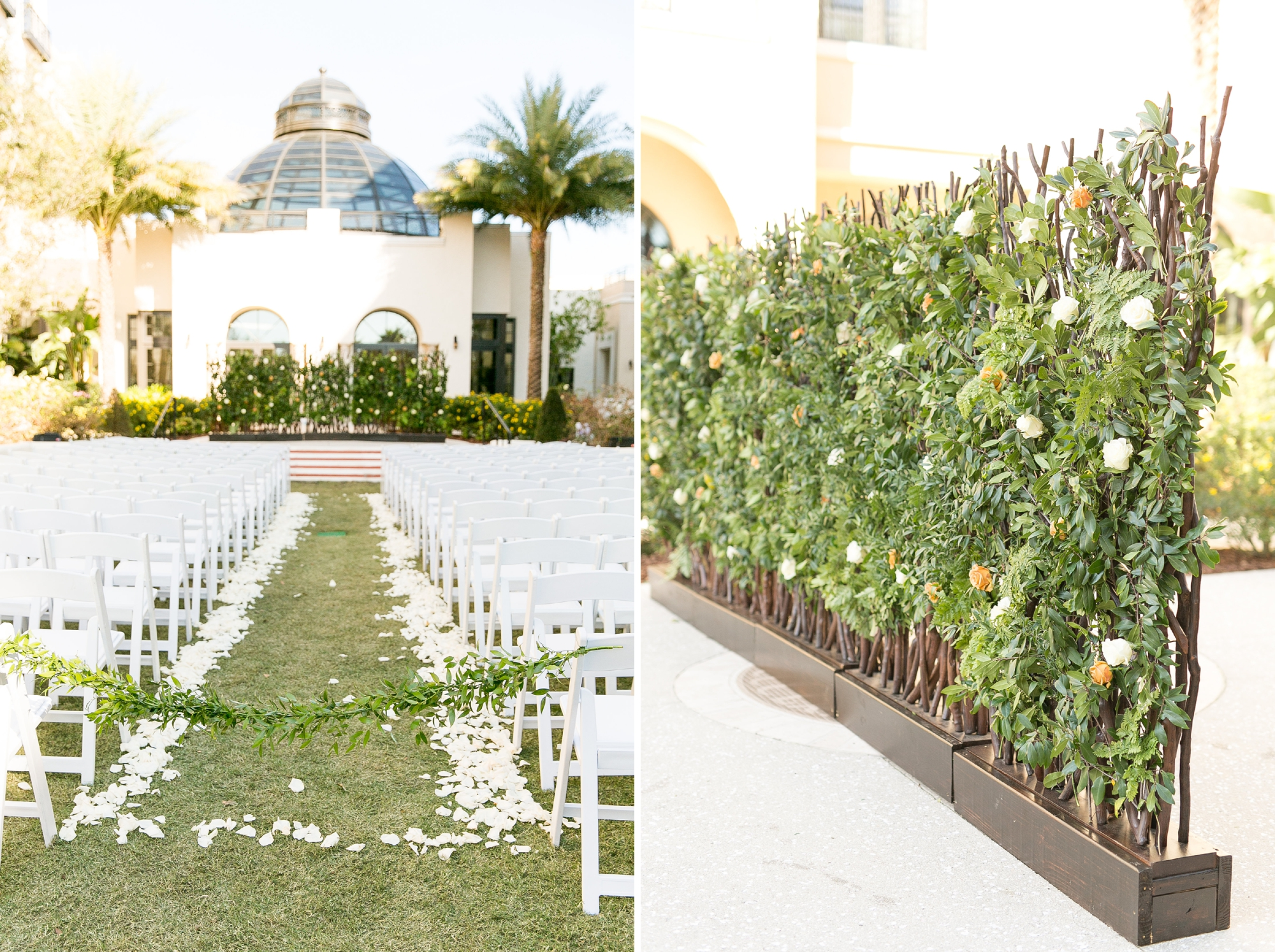 outdoor ceremony venue in orlando
