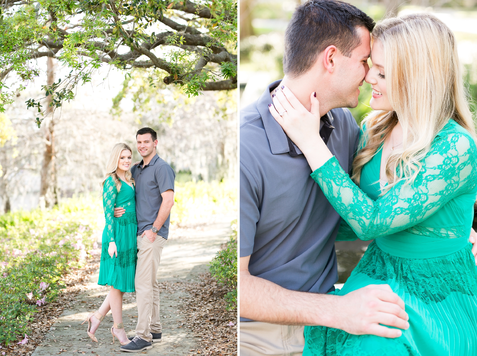 perfect engagement session dress