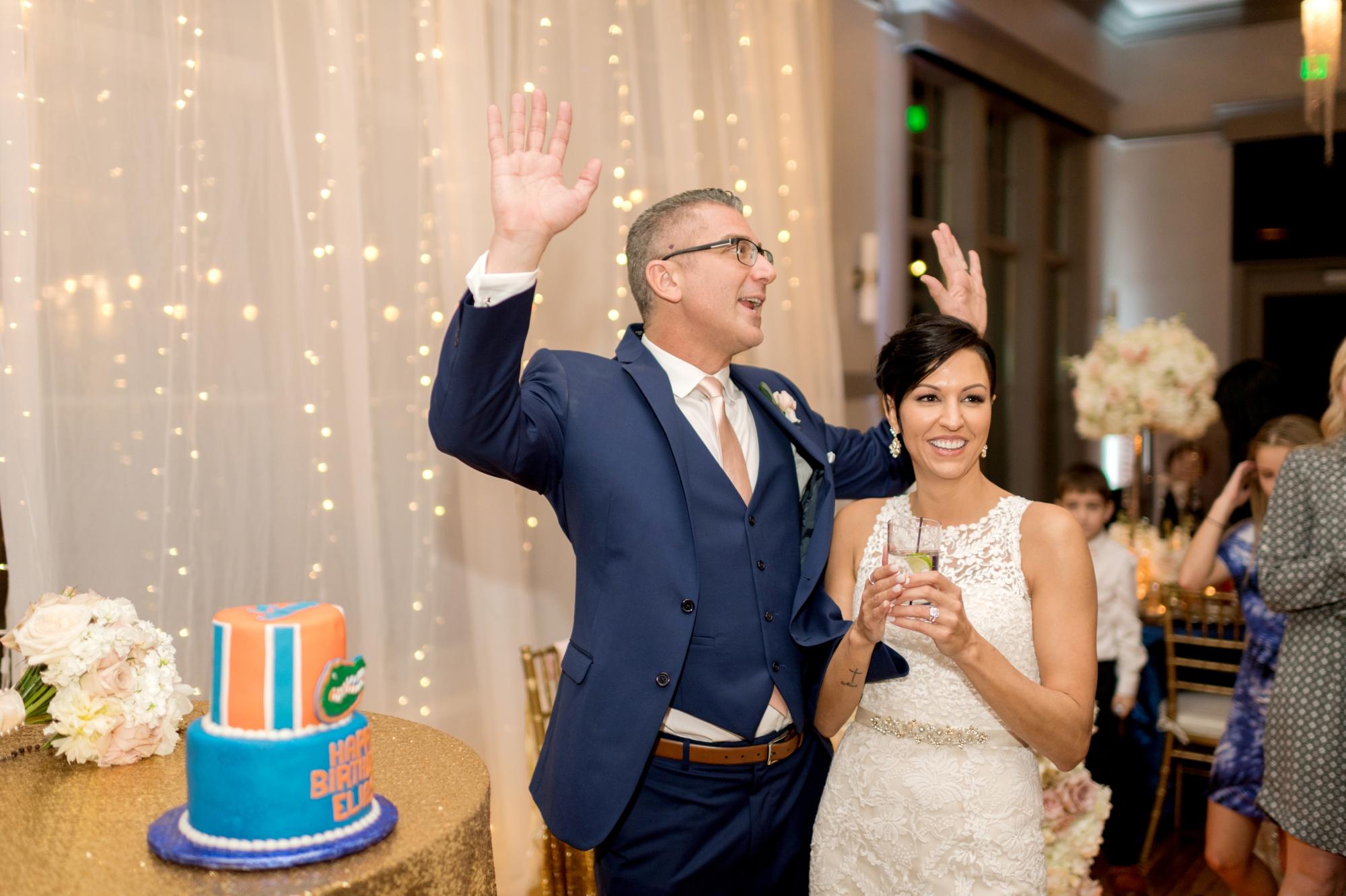 groom's cake UF
