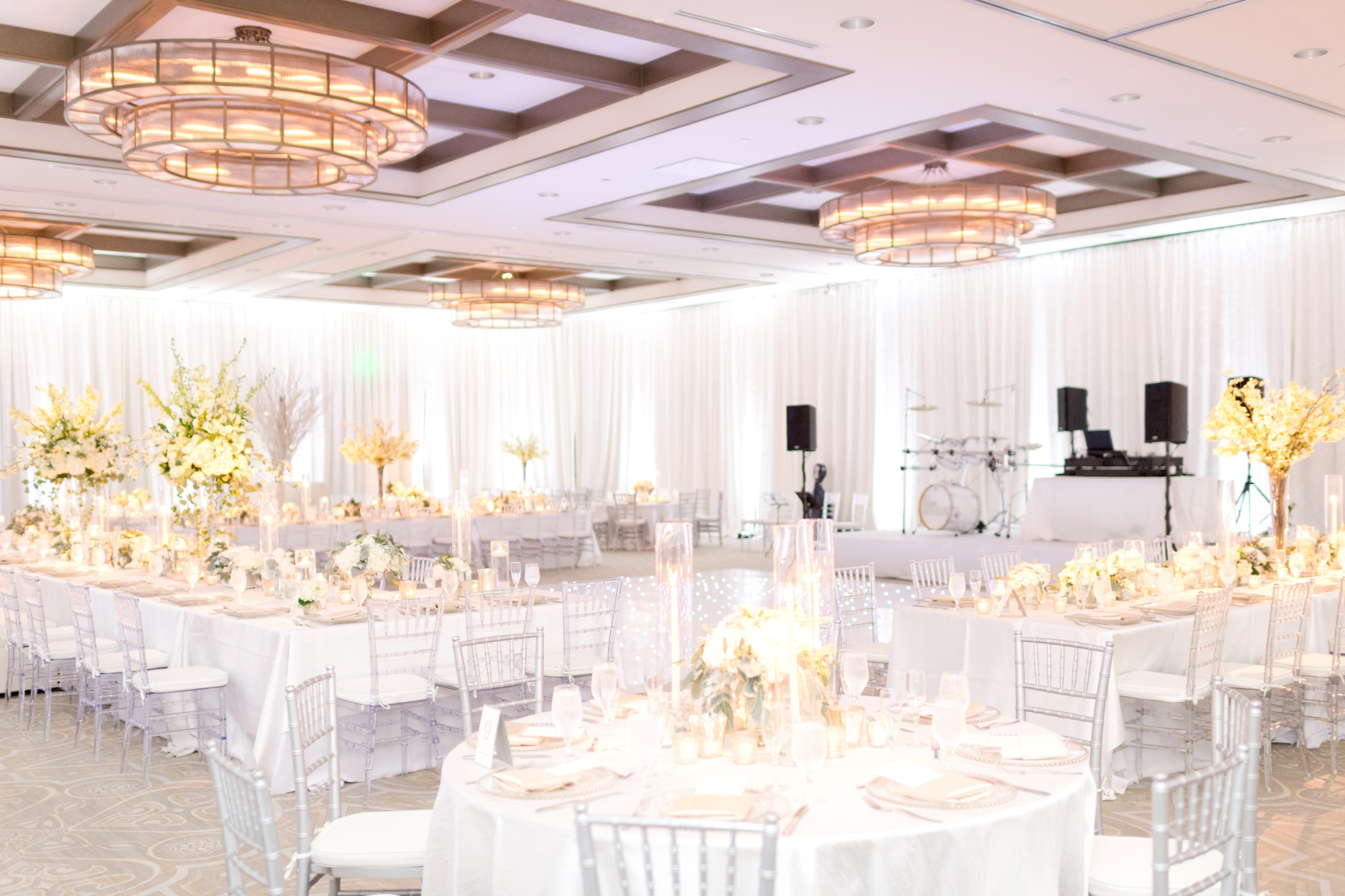 alfond inn ballroom reception photos