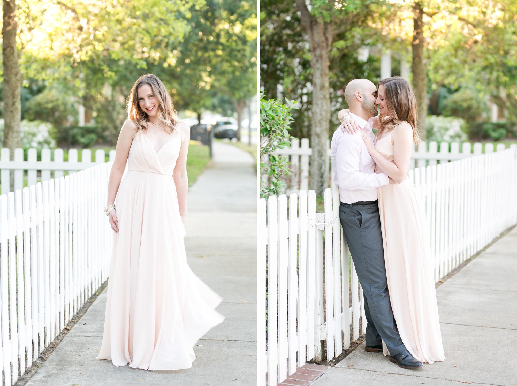 Pastel Engagement Style