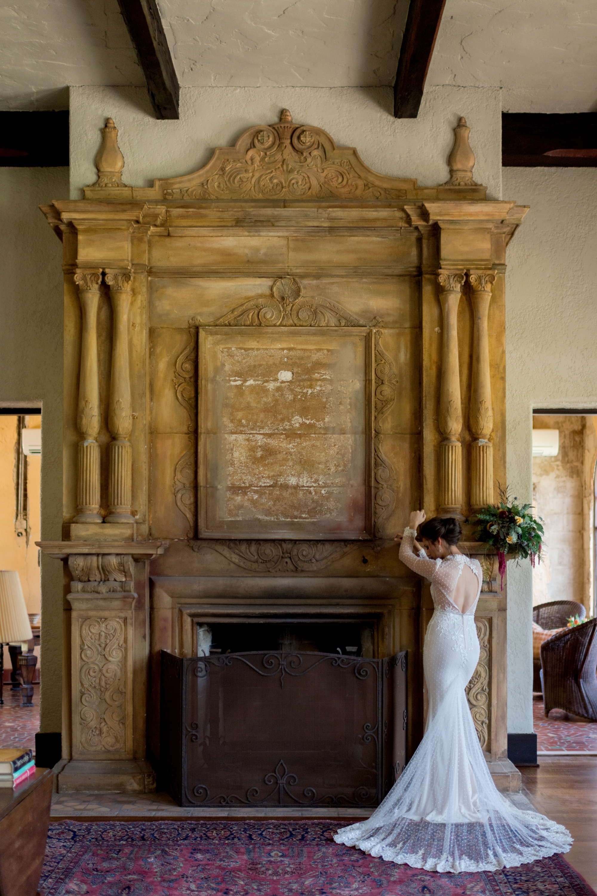 Howey Mansion Bridal