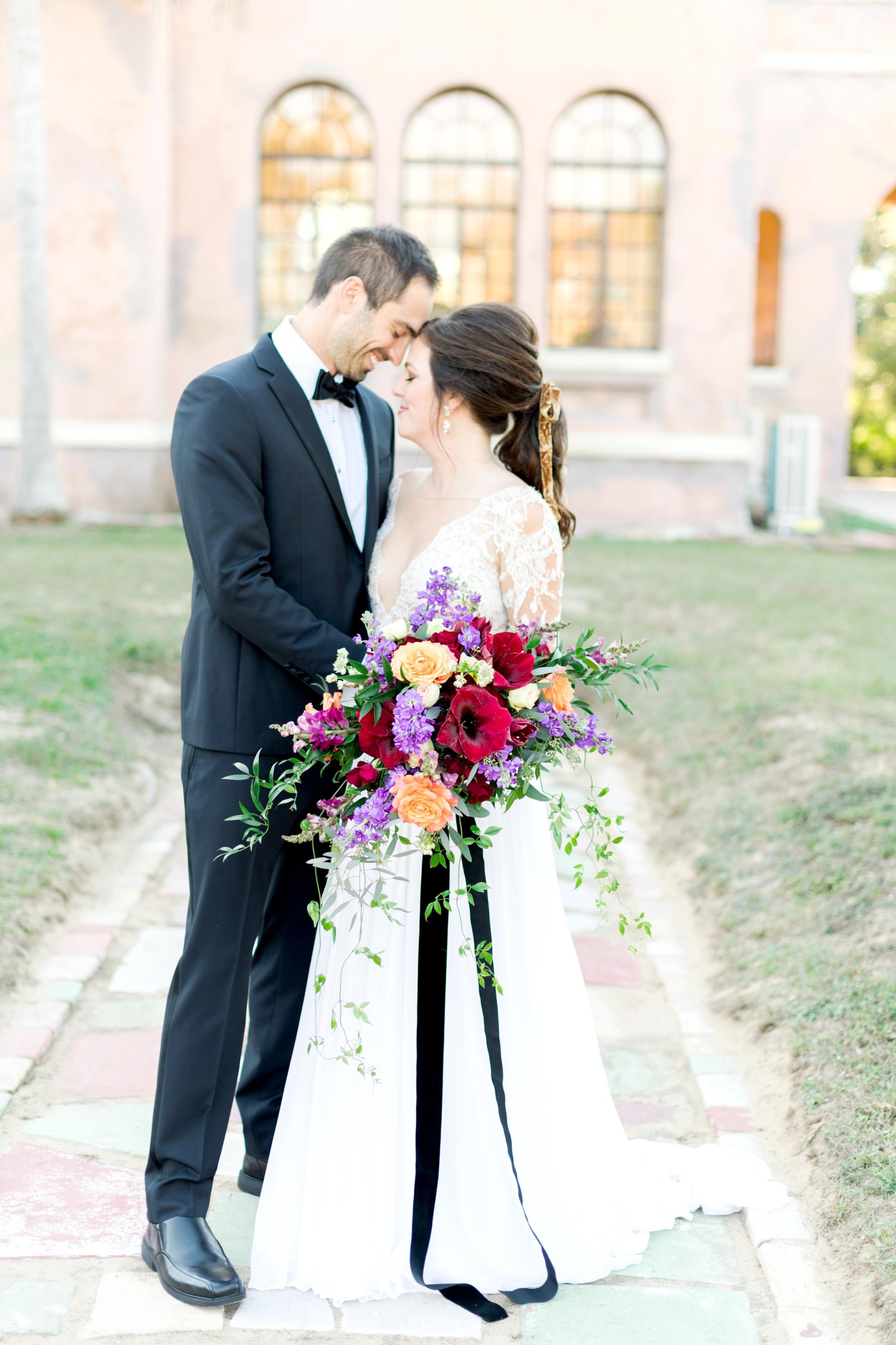 howey mansion wedding