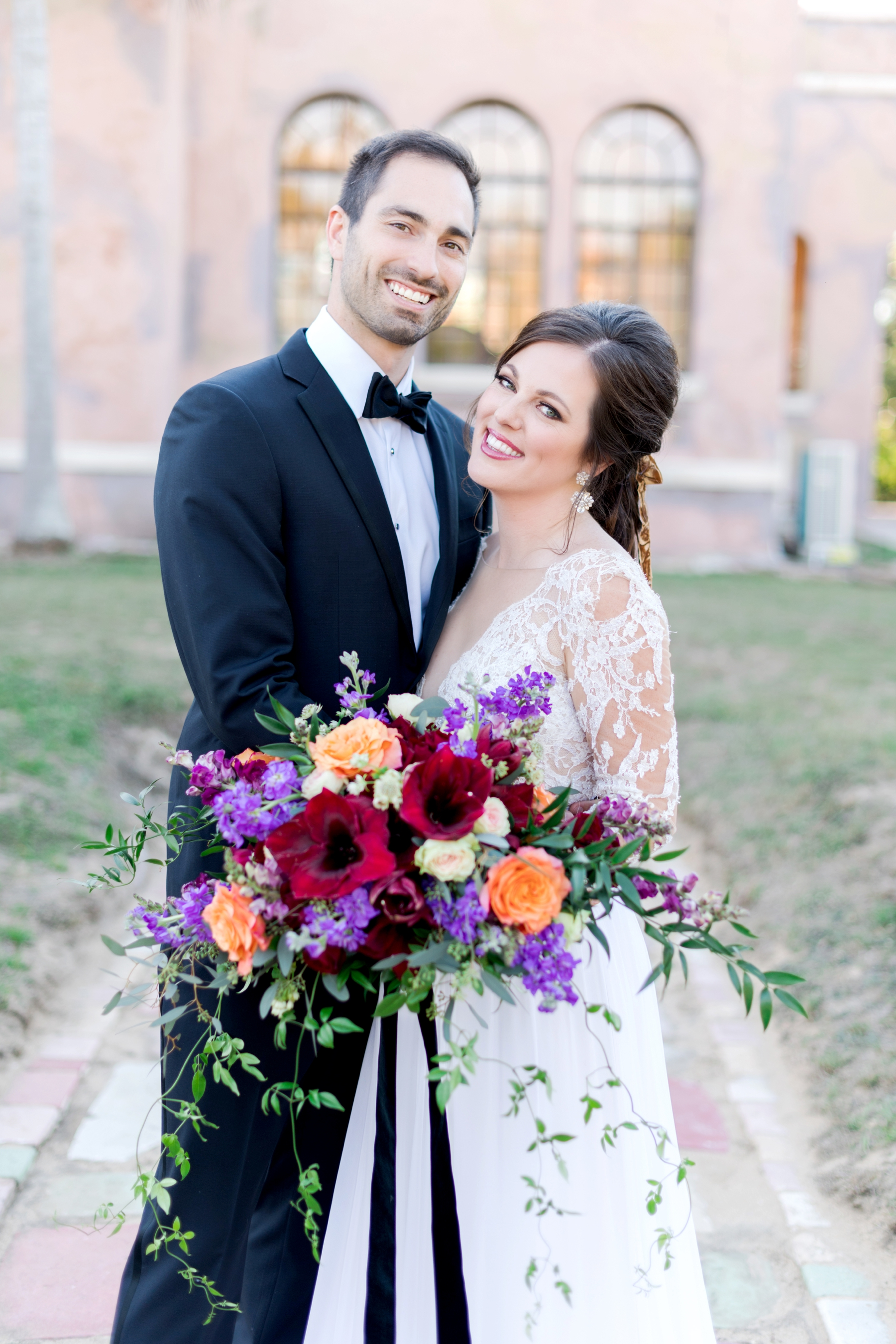 howey mansion wedding