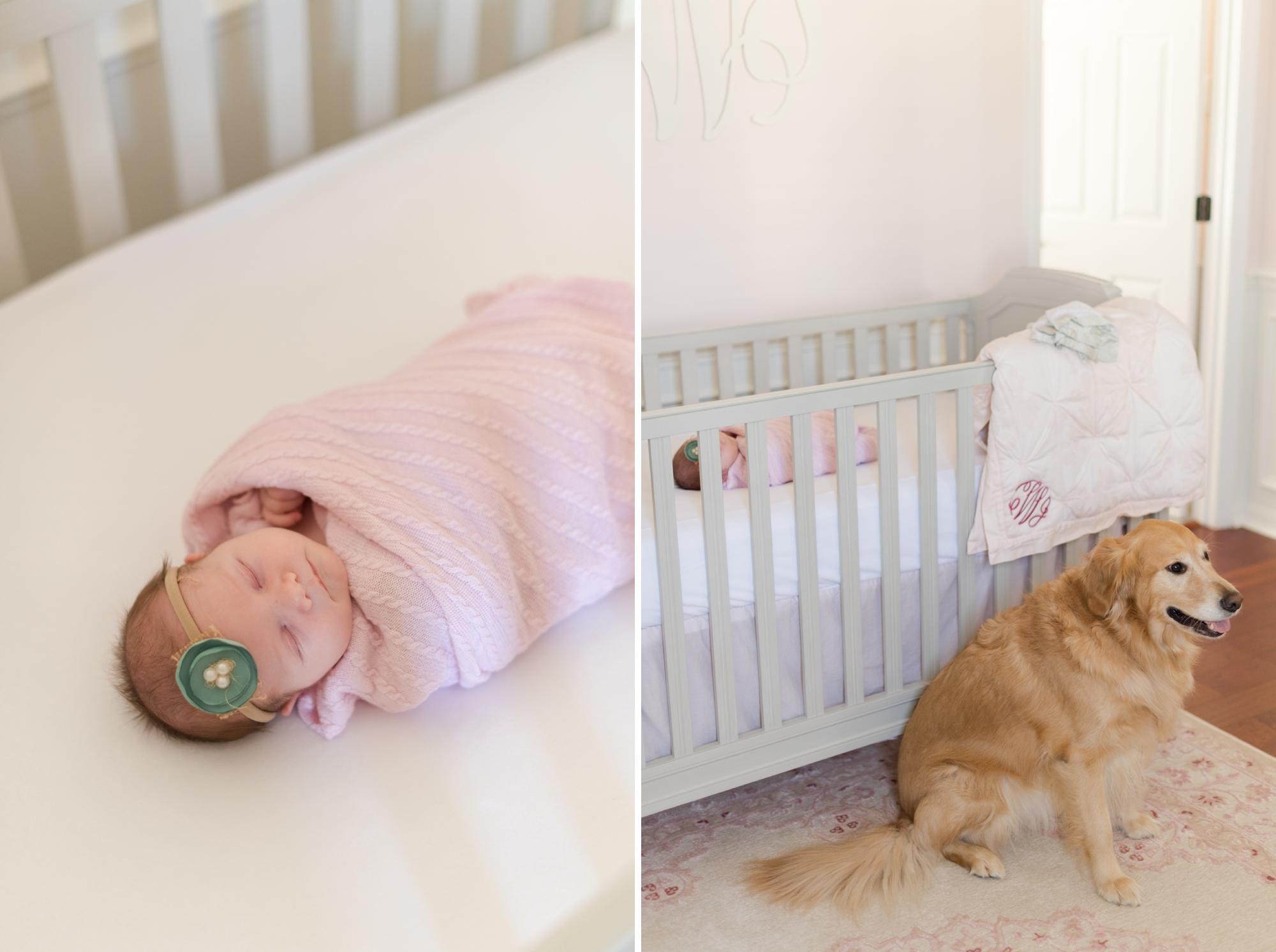Newborn Nursery Photos