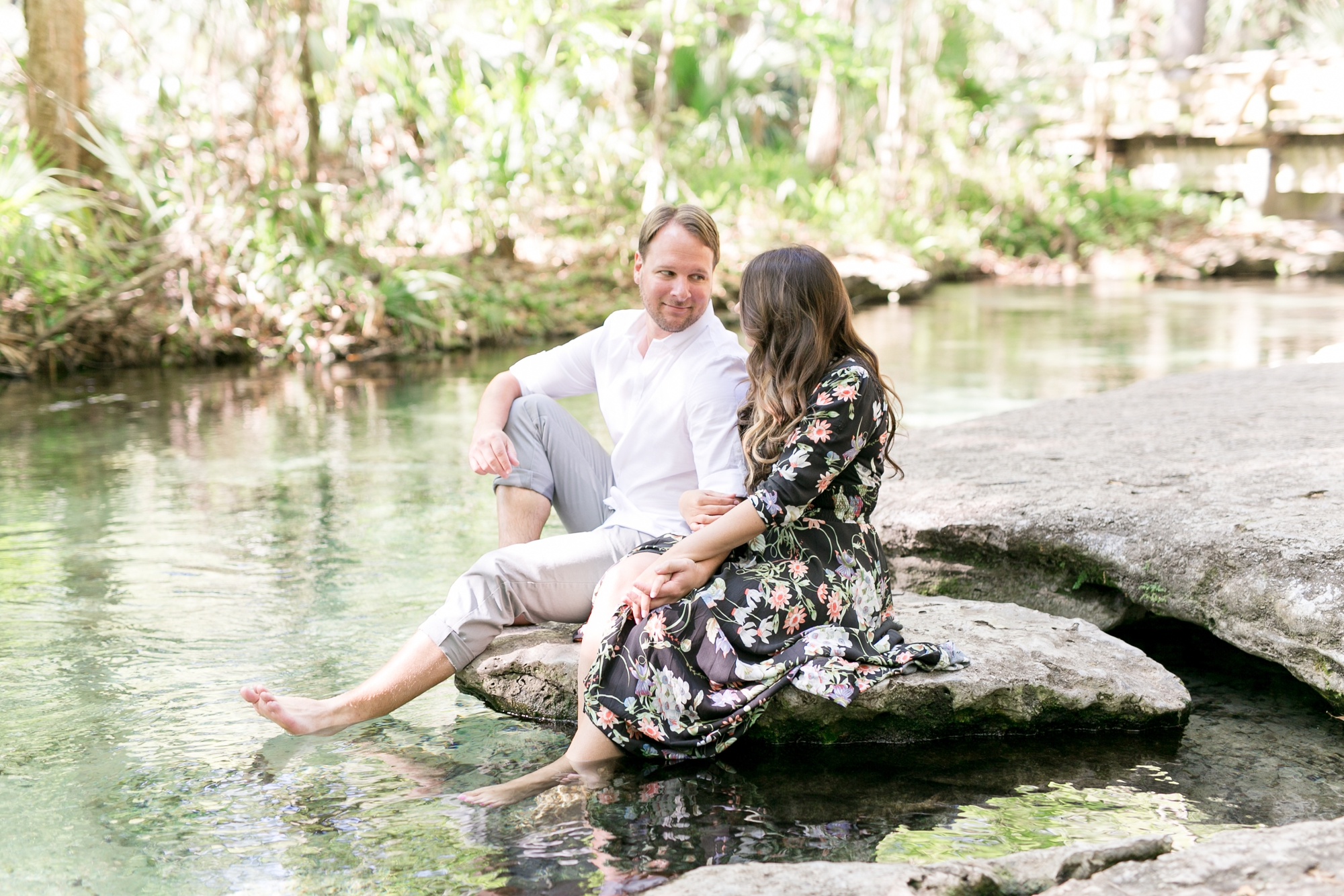 Rock Springs Engagement