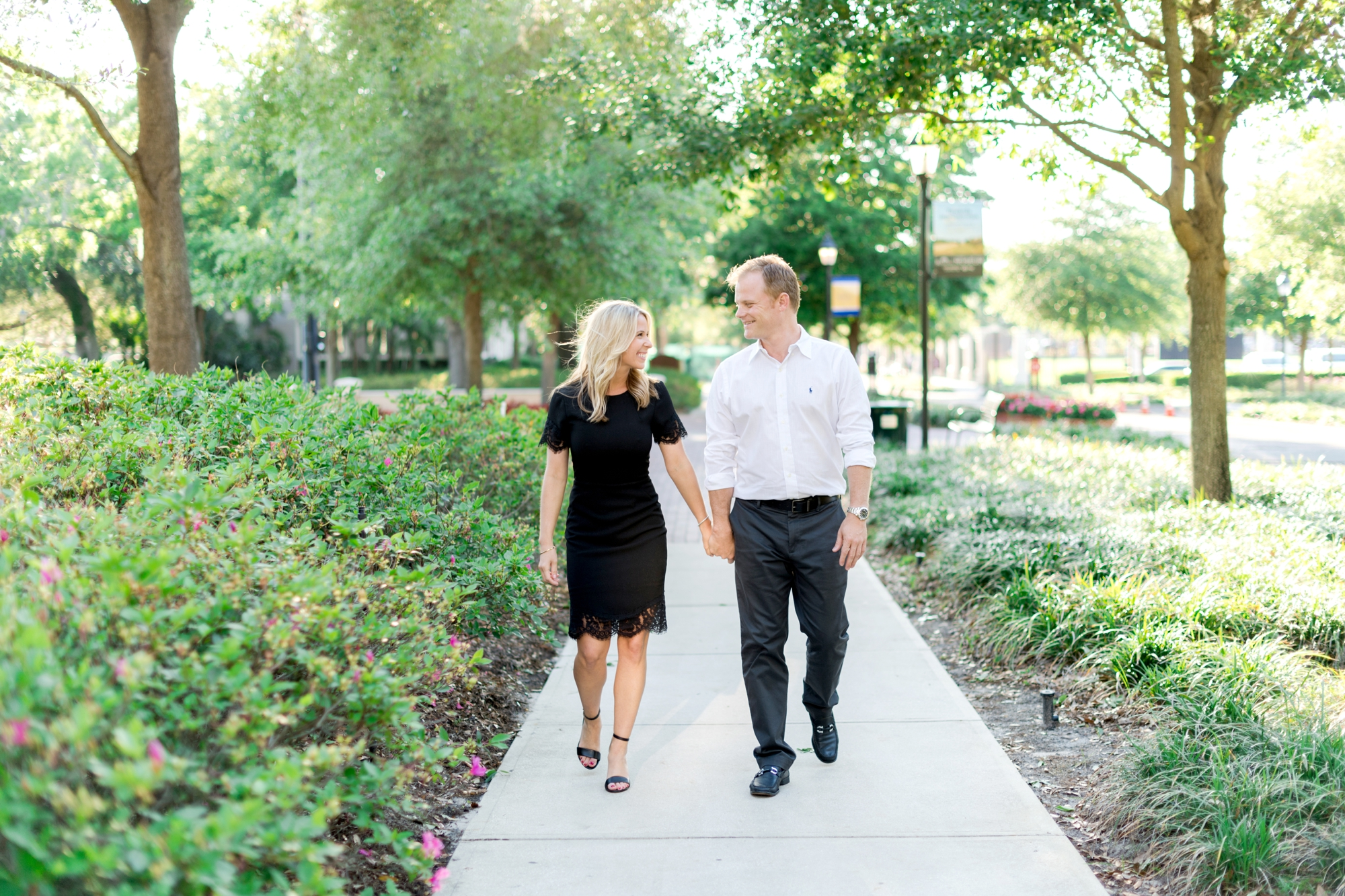 rollins engagement session