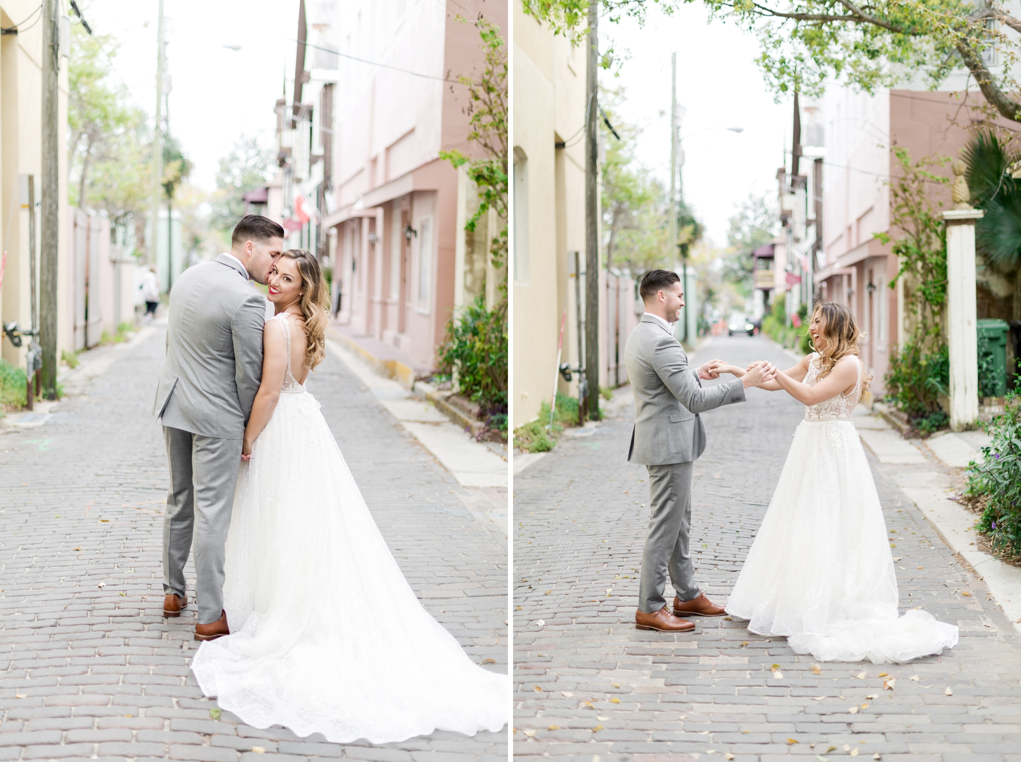 historic st. augustine wedding