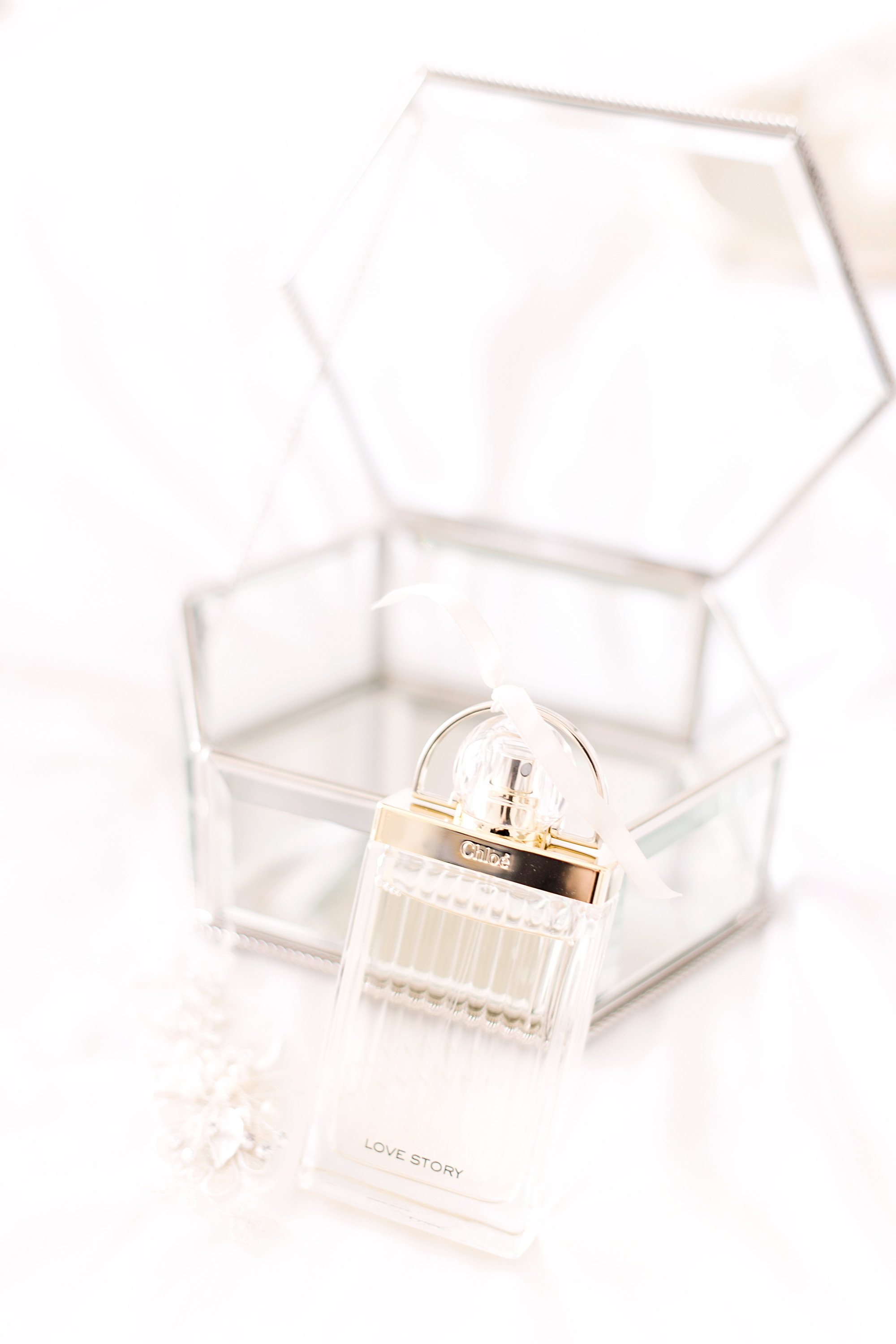 Chloe wedding day perfume