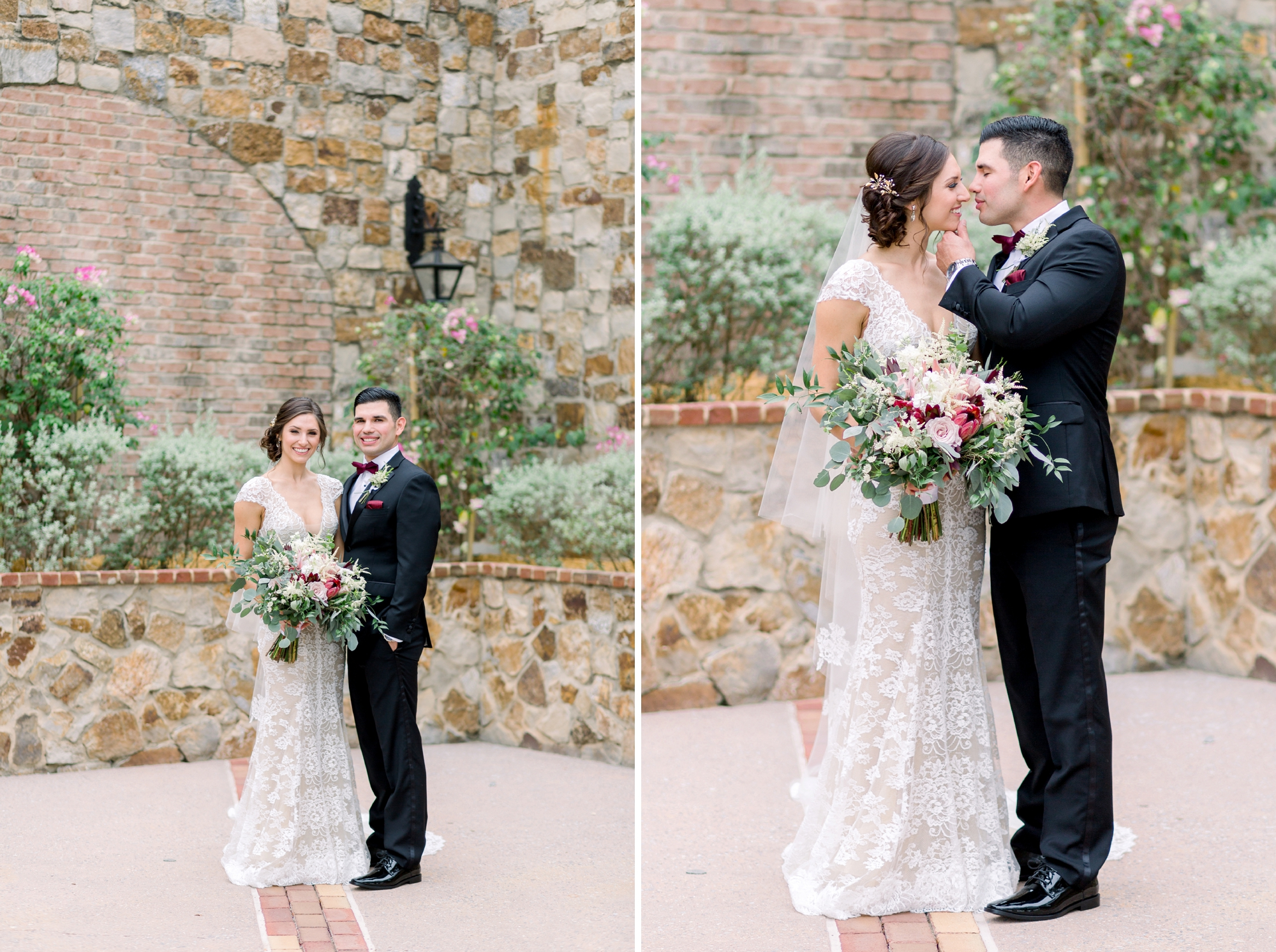 bella collina wedding in march