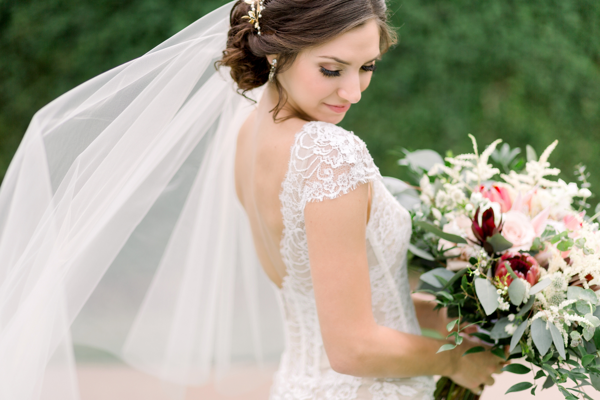 photos every bride needs on her wedding day