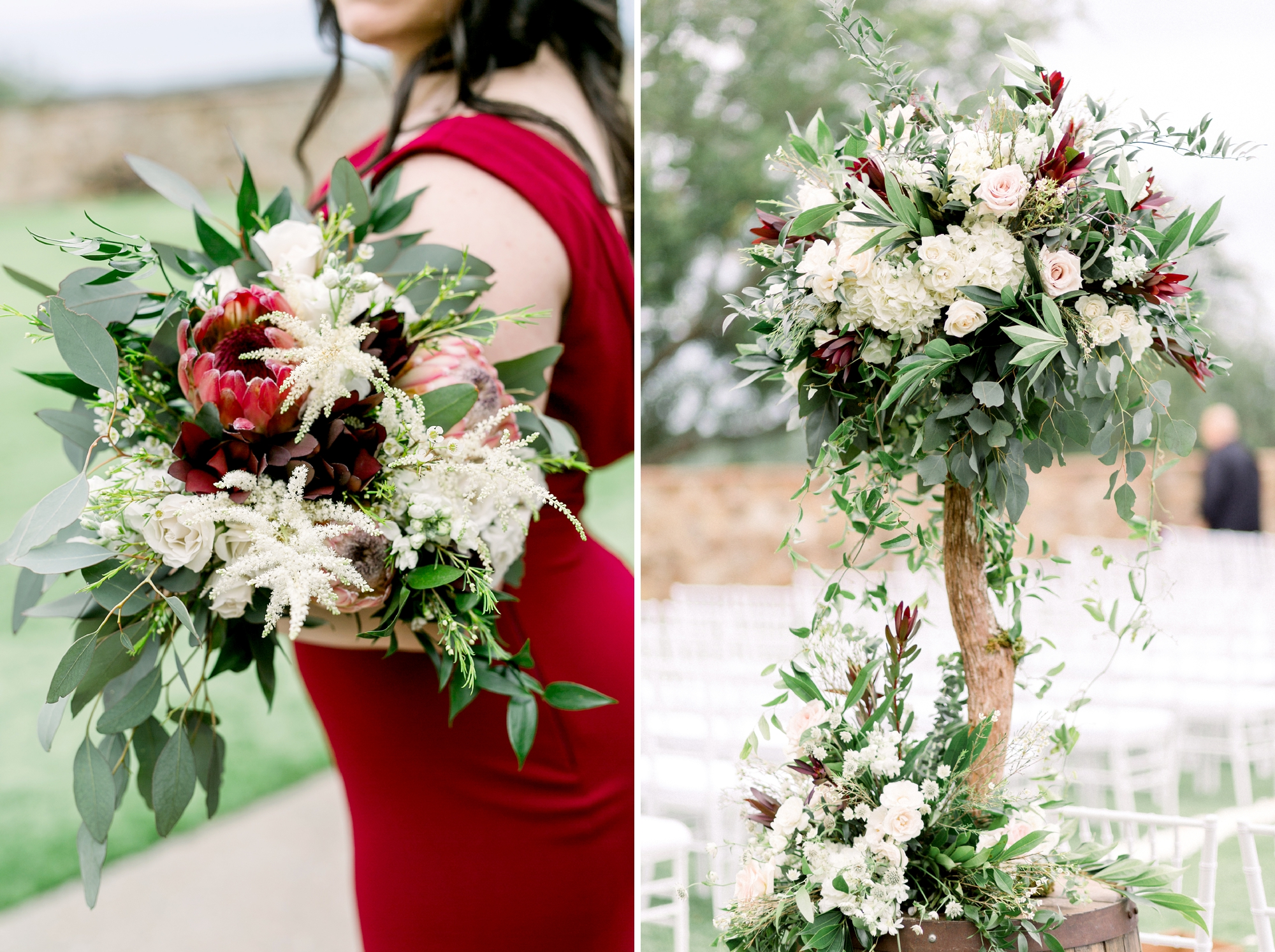 floral ideas for fall wedding