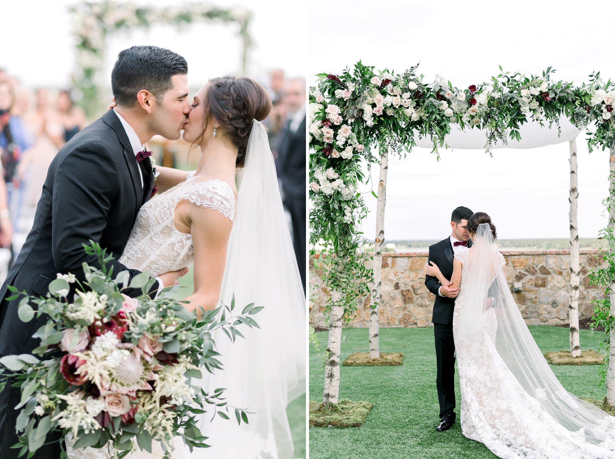 amazing wedding floral