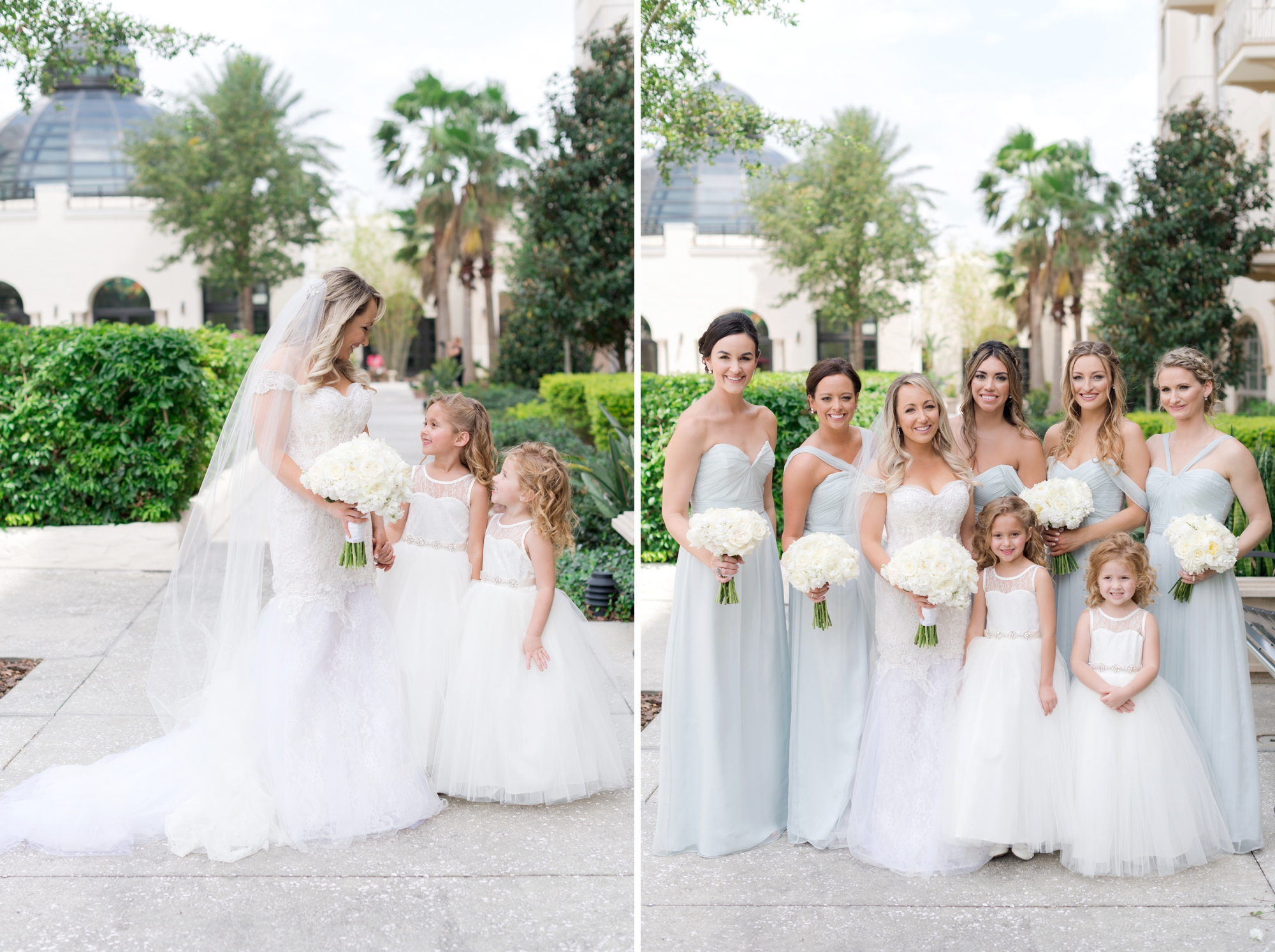 Alfond Inn bridesmaids